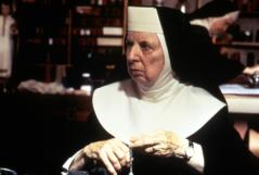 SISTER ACT, Mary Wickes, 1992. ©Buena Vista Pictures