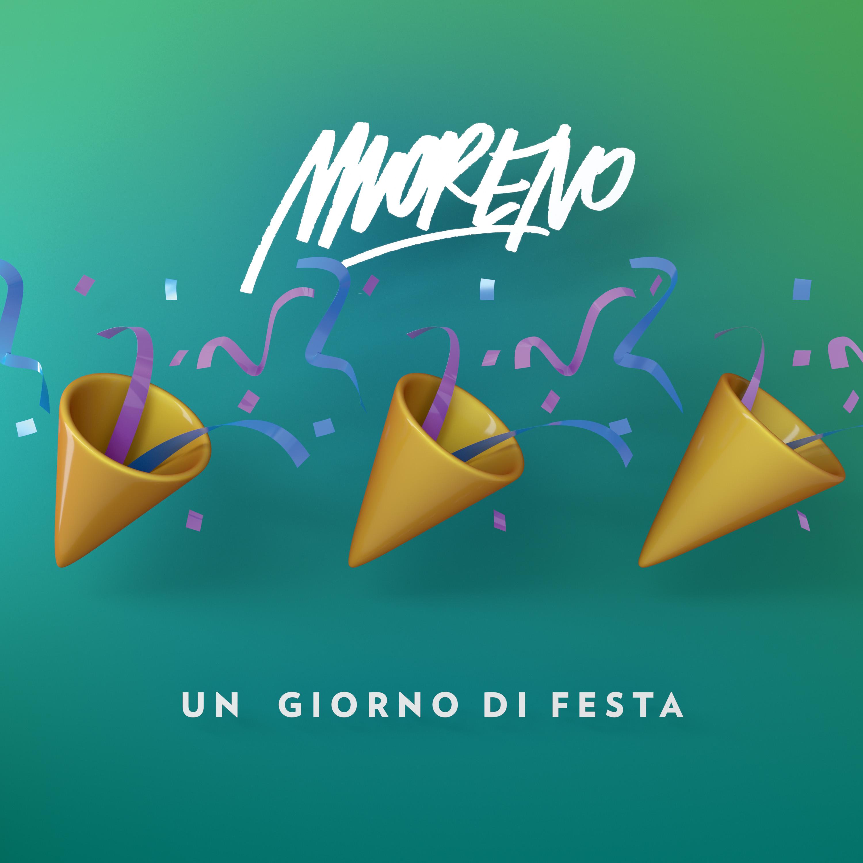 Moreno_Un Giorno Di Festa_Copertina