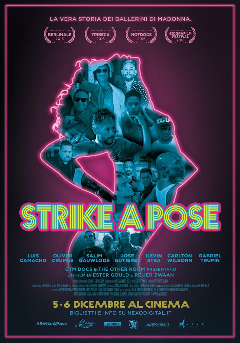 strikeapose_poster_100x140