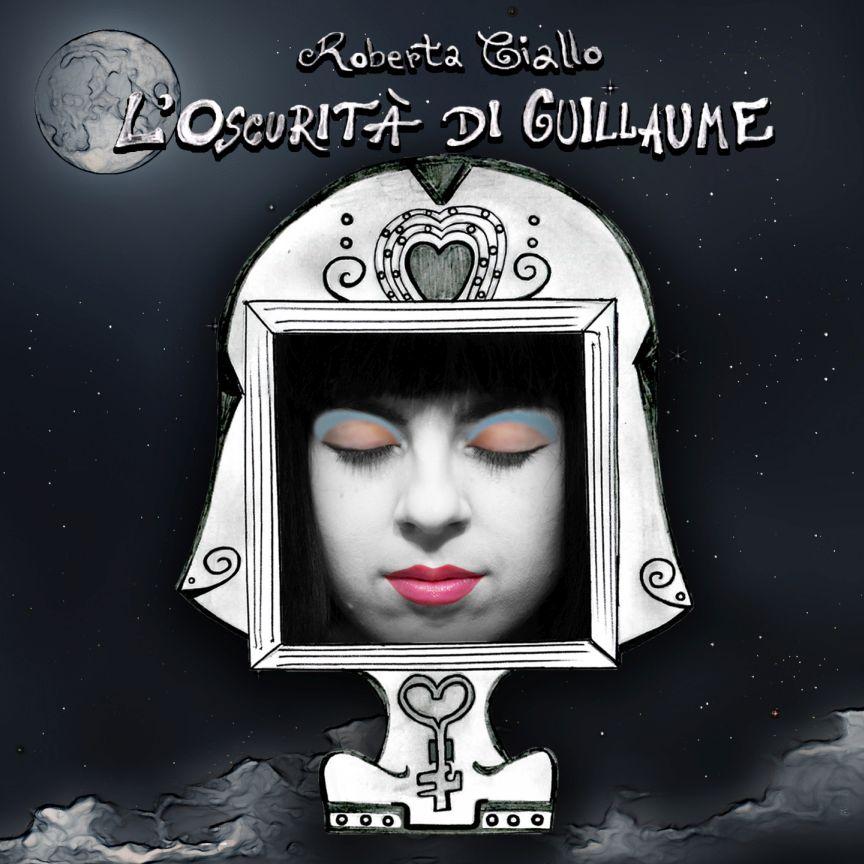 Copertina L'Oscurità di Guillaume_b