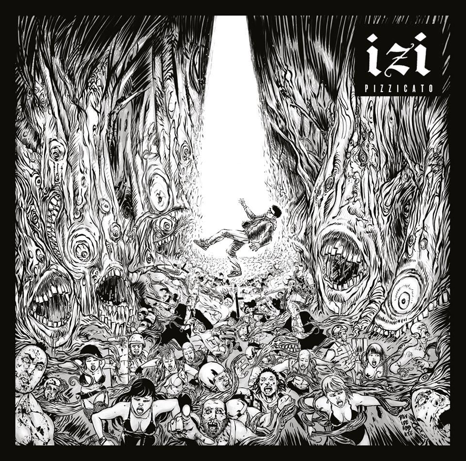 cover album pizzicato