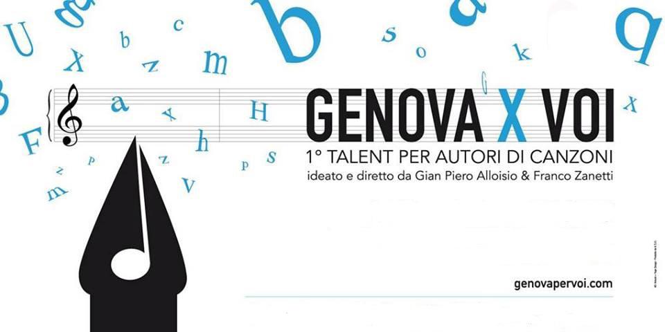 Genova per Voi - Logo (2)