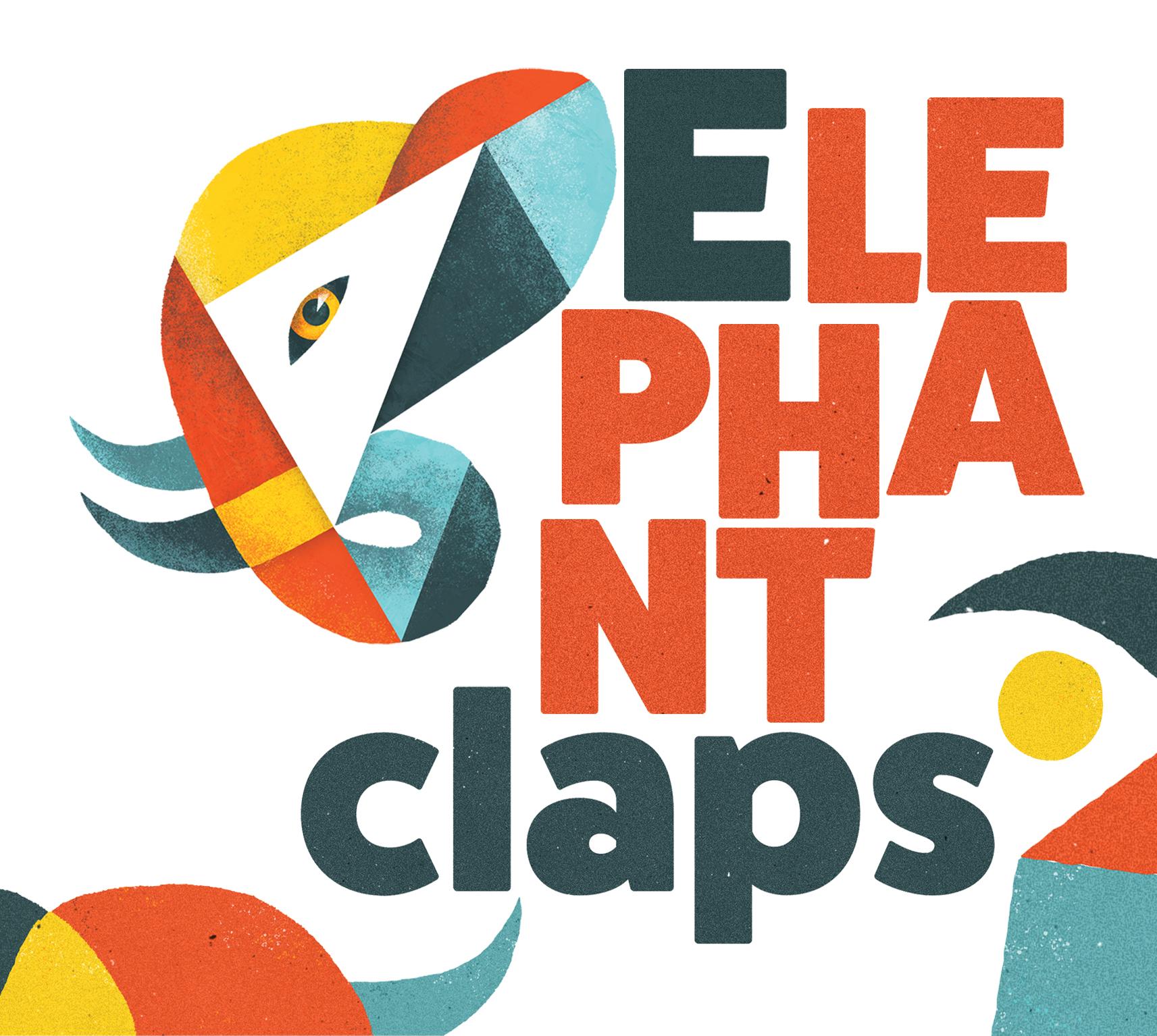 Cover Elephant Claps (alta ris)
