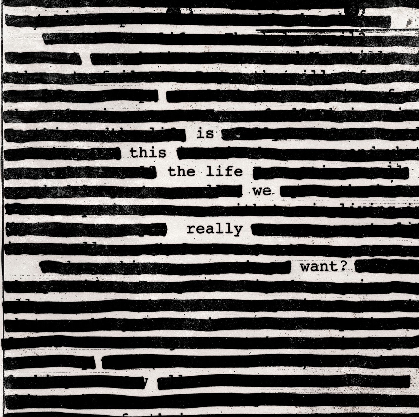 ROGER WATERS_Is This The Life - Artwork
