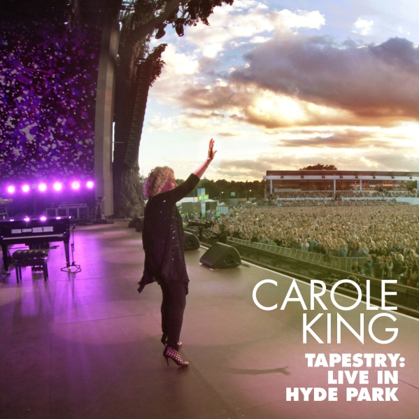 Carole King - Tapestry - Live at Hyde Park