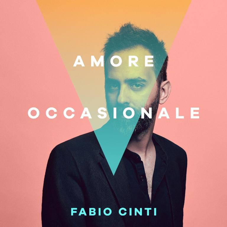Fabio Cinti - Amore Occasionale - cover - 1425