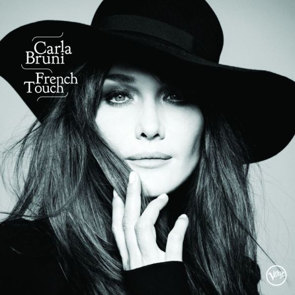 Carla Bruni_cover album French Touch_m