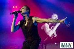 DEPECHE MODE 9 X WP