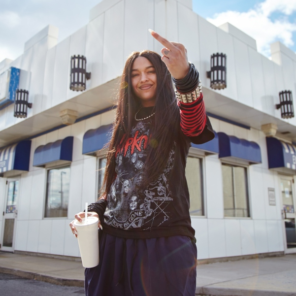 Princess Nokia_A Girl Cried Red