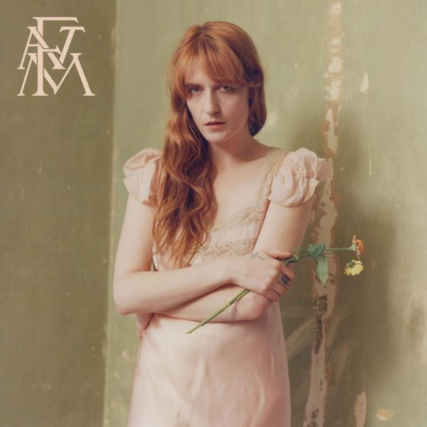Florence and the machine_cover album HIGH AS HOPE_m