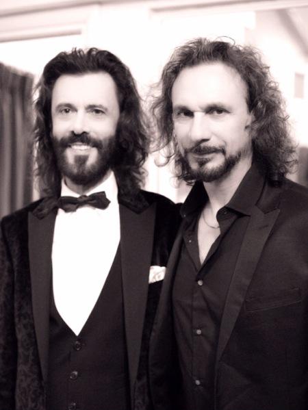 Giovanni Nuti e Fabio Armiliato - Ph. Davide Santi