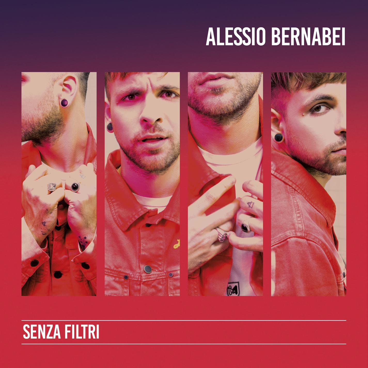 Cover Bernabei_Senza filtri