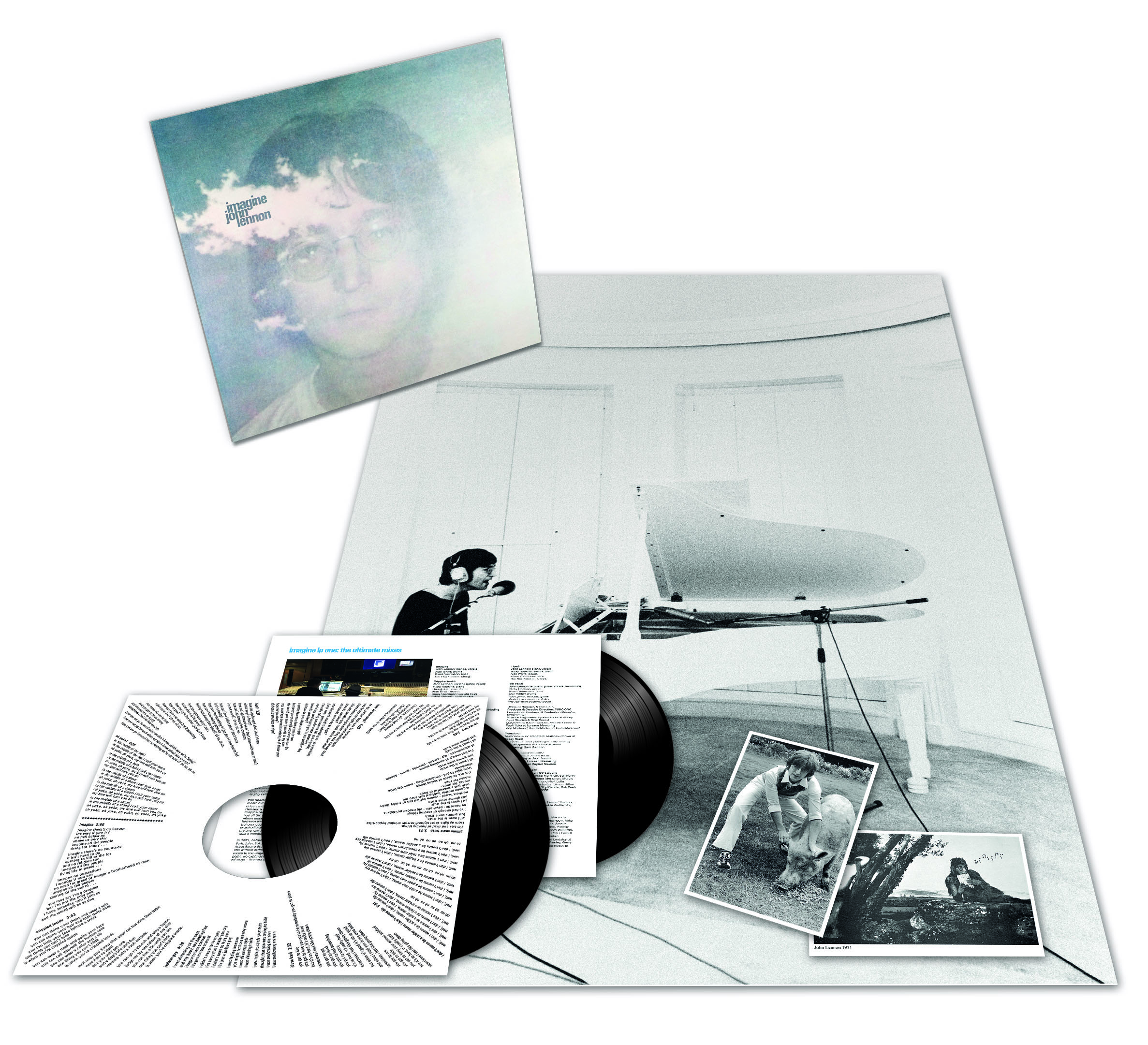 0602567703327_JohnLennon_Imagine_2LP_Packshot