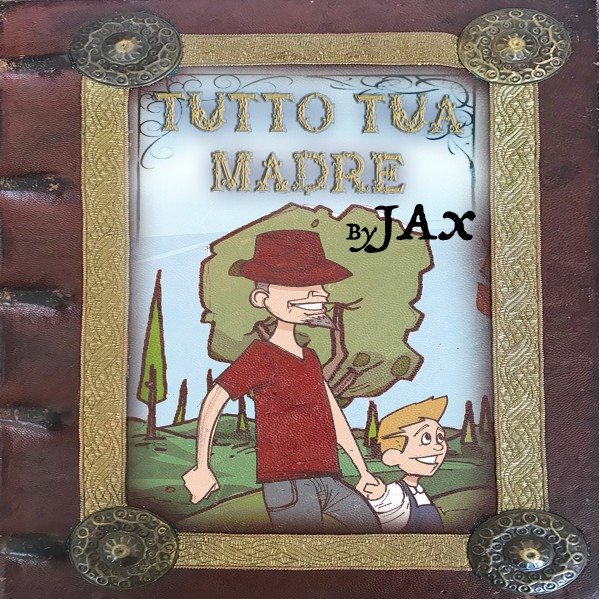 Cover Tutto tua madre