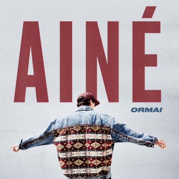 Ainè_cover singolo_Ormai_bassa