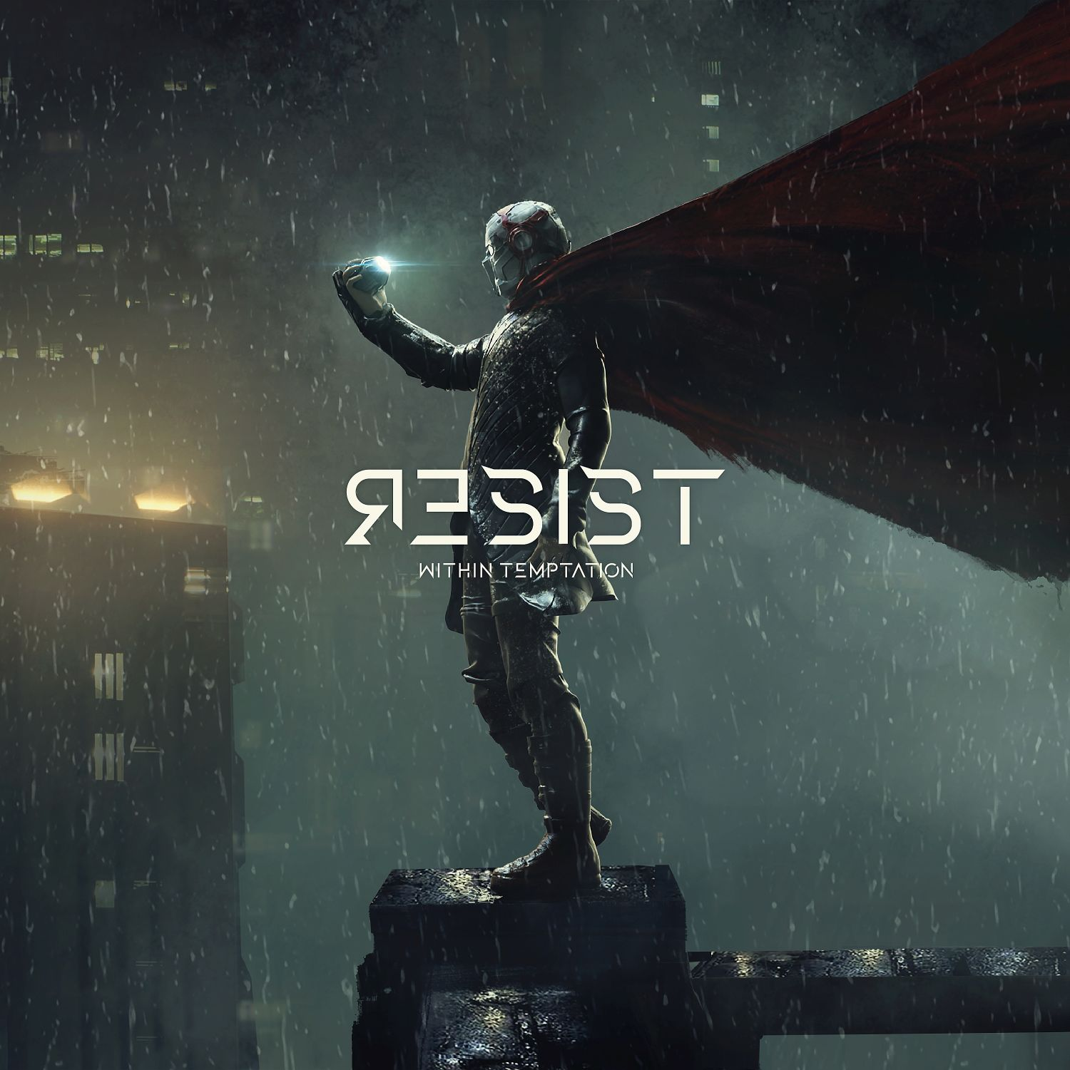 Within Temptation_cover album_Resist